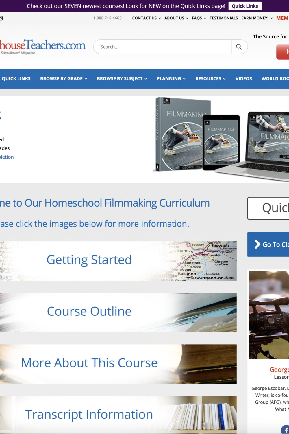 schoolhouseteachers-online courses-homeschool