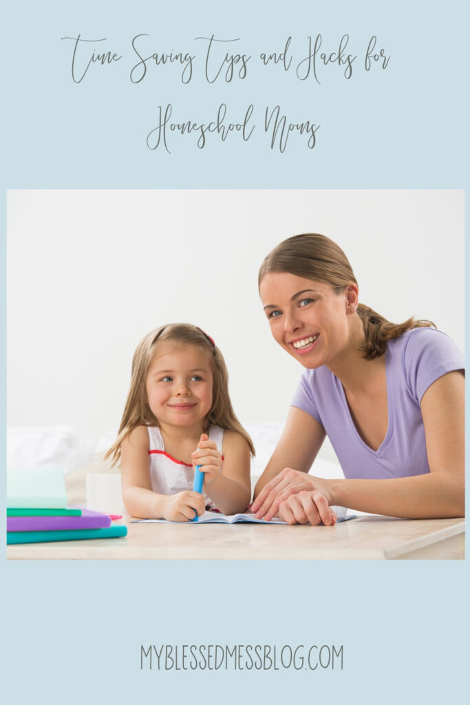 time-saving-tips-and-hacks-for-homeschool-moms