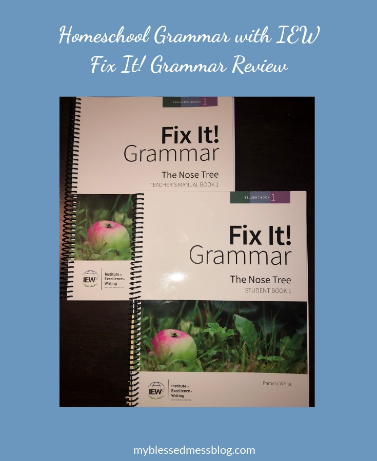 homeschool-grammar-iew-fix-it