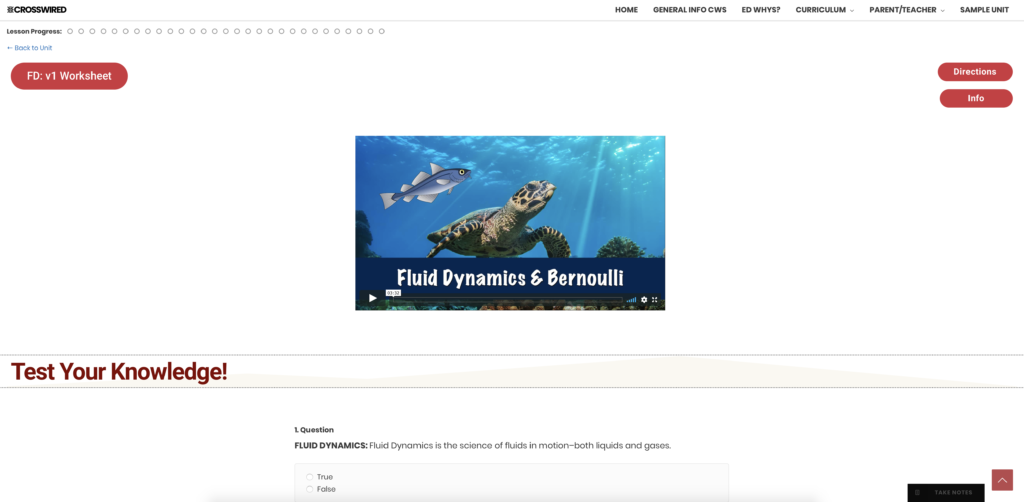 crosswired-online-science-video-lesson