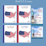 Pathway to Liberty's US History – Level 2 & 3